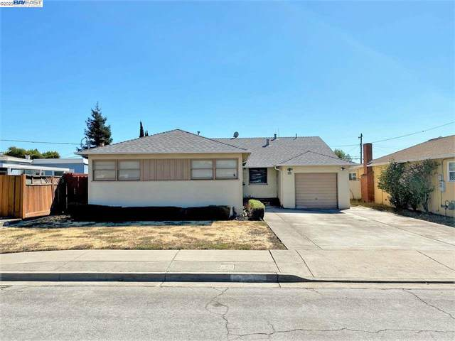 1232 Cumberland Ave, San Leandro, CA 94579 (#40922181) :: Realty World Property Network