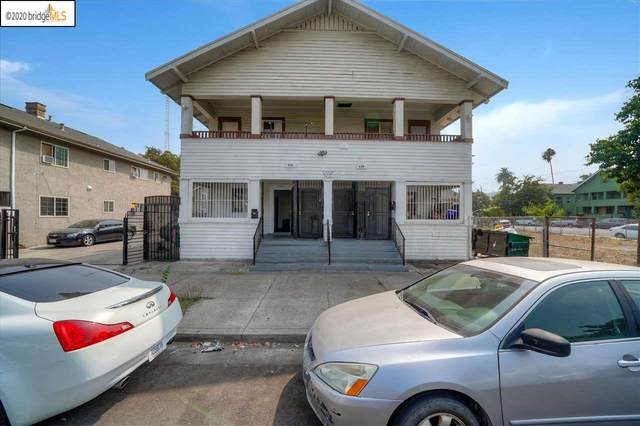 610 E Oak St, Stockton, CA 95202 (#40922187) :: Realty World Property Network