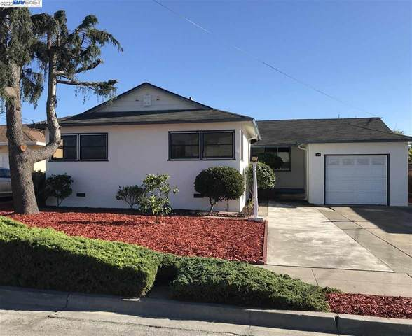 1248 Cumberland Ave, San Leandro, CA 94579 (#40922194) :: Realty World Property Network