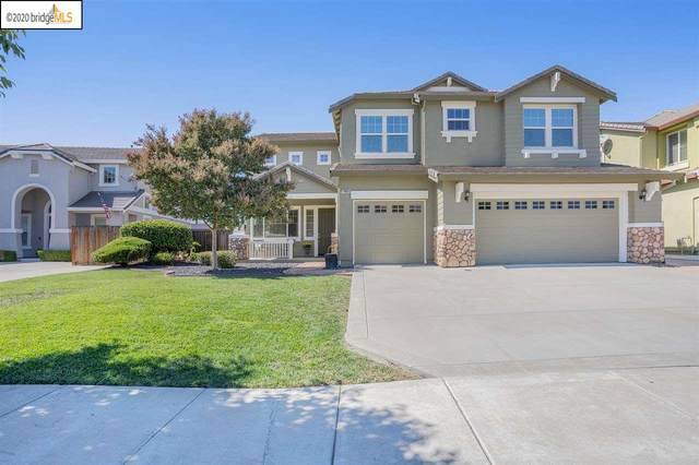 1493 Dawnview Ct, Brentwood, CA 94513 (#40922206) :: Blue Line Property Group