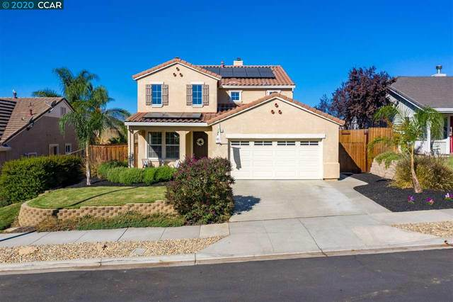 741 Waterville Dr, Brentwood, CA 94513 (#40922210) :: Realty World Property Network
