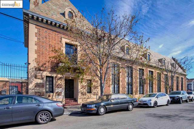 730 29th Street #113, Oakland, CA 94609 (#40922212) :: Realty World Property Network