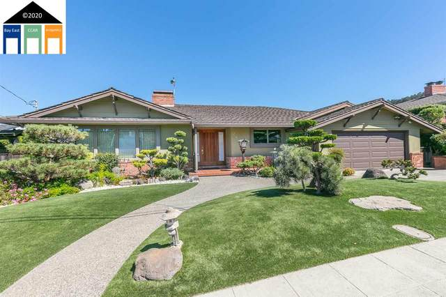 2244 Lakeview Dr, San Leandro, CA 94577 (#40922214) :: Realty World Property Network