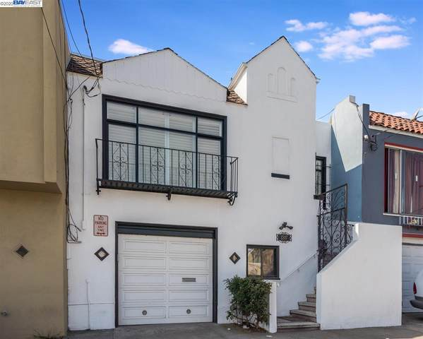 1307 Gilman Ave, San Francisco, CA 94124 (#40922241) :: Realty World Property Network