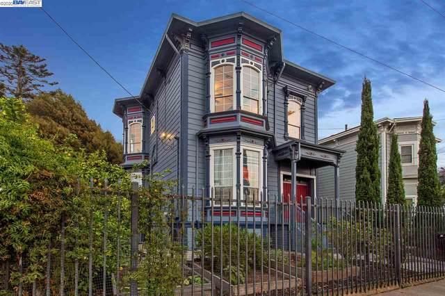 1144 Peralta Street, Oakland, CA 94607 (#40922242) :: Realty World Property Network