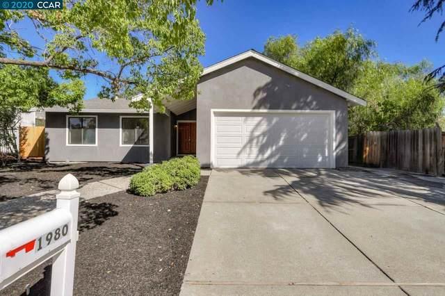 1980 Calaveras Dr, Bay Point, CA 94565 (#40922258) :: Excel Fine Homes