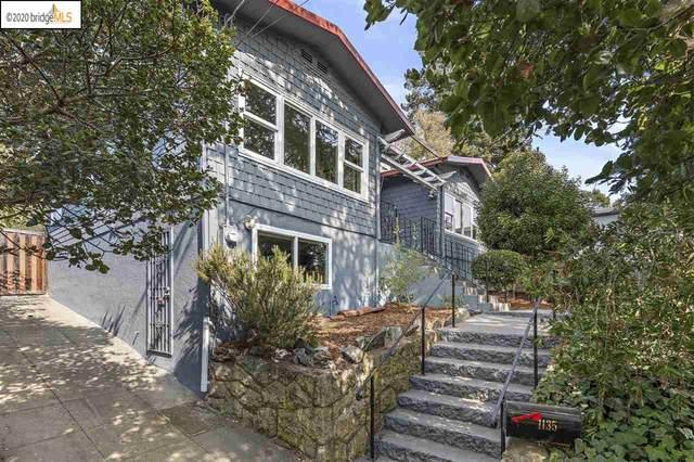 1135 The Alameda, Berkeley, CA 94707 (#40922276) :: Realty World Property Network