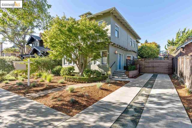 2741 Webster St, Berkeley, CA 94705 (#40922286) :: Realty World Property Network