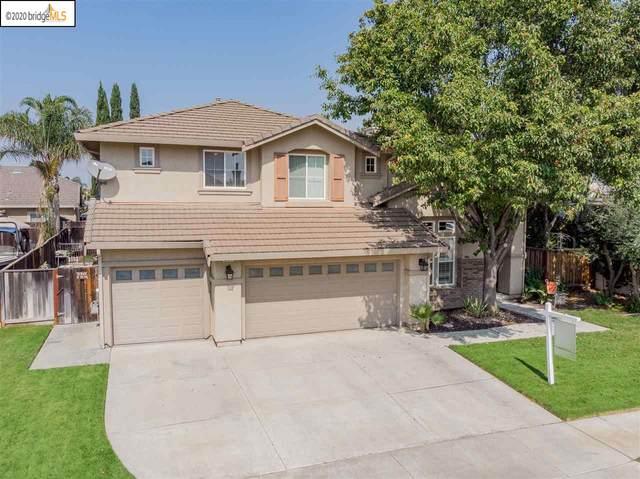 801 Mericrest St, Brentwood, CA 94513 (#40922291) :: Blue Line Property Group