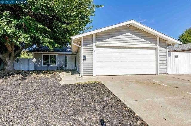 45 Arlington Dr, Pittsburg, CA 94565 (#40922299) :: Realty World Property Network