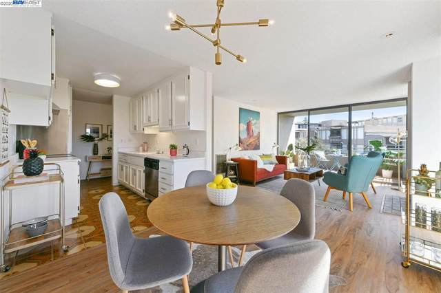 5340 Broadway Terrace Suite 406, Oakland, CA 94618 (#40922318) :: Armario Venema Homes Real Estate Team