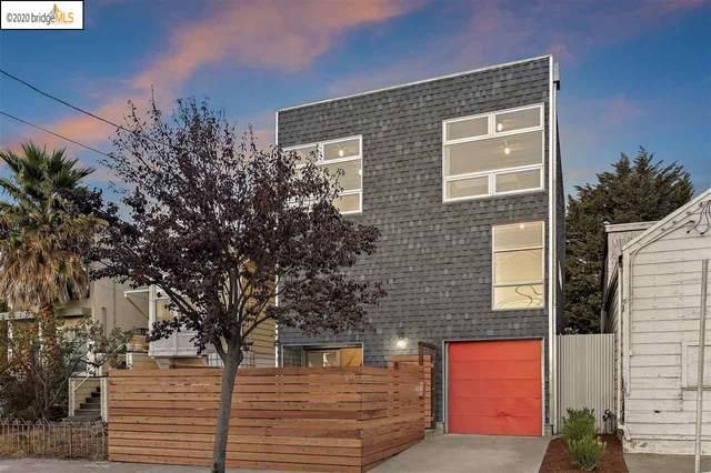 3414 Hannah St, Oakland, CA 94608 (#40922319) :: Realty World Property Network
