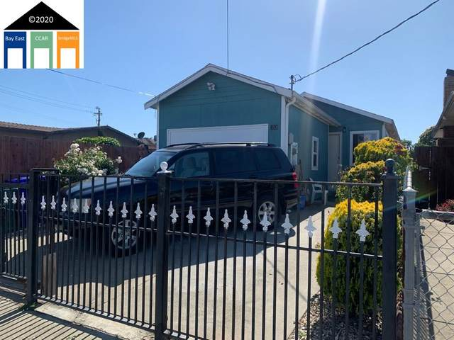 353 S 24th St., Richmond, CA 94804 (#40922338) :: Realty World Property Network