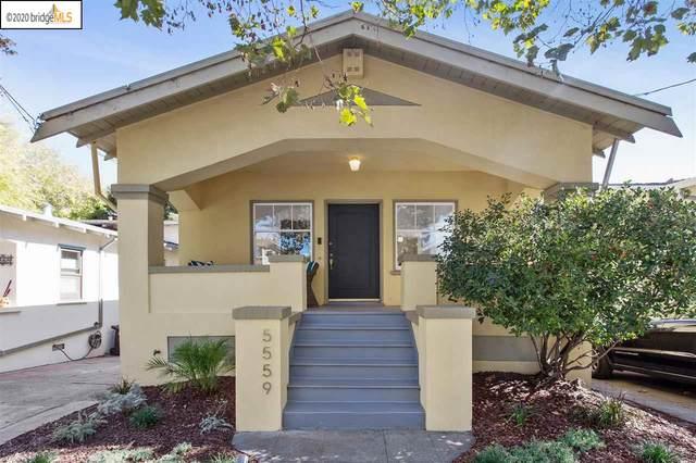 5559 Kales Ave, Oakland, CA 94618 (#40922340) :: Blue Line Property Group