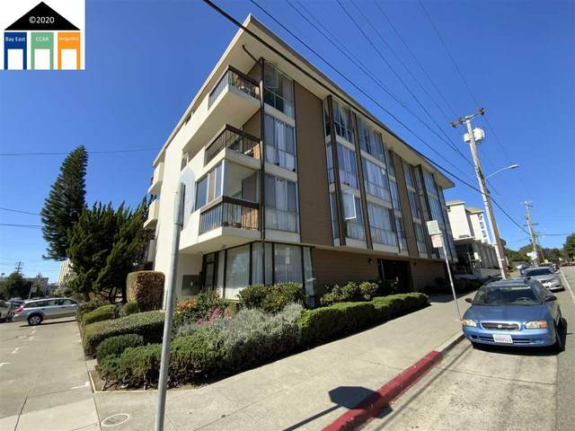 4099 Howe St #104, Oakland, CA 94611 (#40922364) :: Realty World Property Network