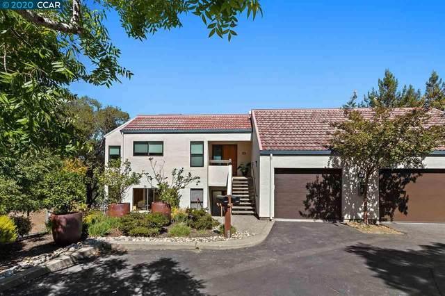 3316 Terra Granada Dr 1B, Walnut Creek, CA 94595 (#40922365) :: Realty World Property Network