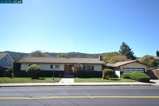 5874 Olinda Rd, El Sobrante, CA 94803 (#40922373) :: Armario Venema Homes Real Estate Team