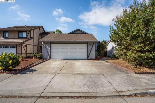 29855 Ventnor Ct, Hayward, CA 94544 (#40922437) :: Real Estate Experts