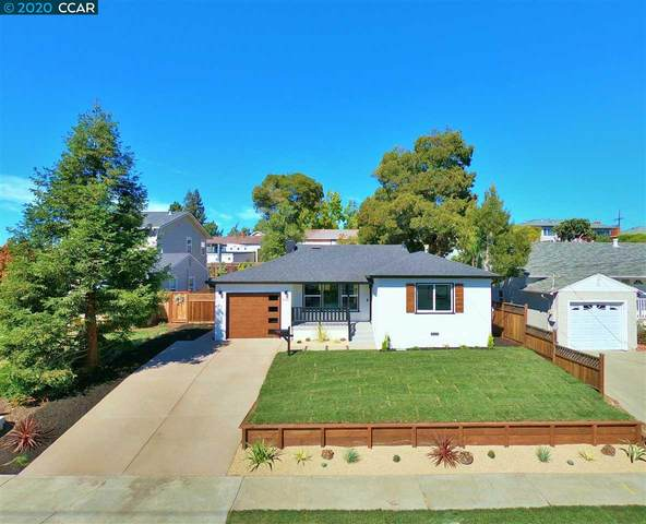 4742 James Ave, Castro Valley, CA 94546 (#40922447) :: Blue Line Property Group