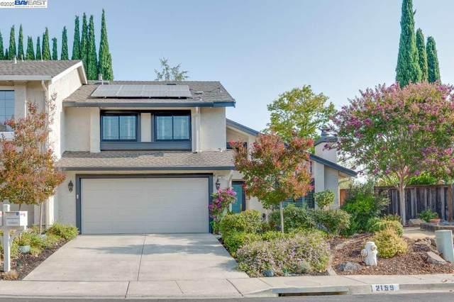 2159 Quiet Lake Pl, Martinez, CA 94553 (#40922451) :: Realty World Property Network