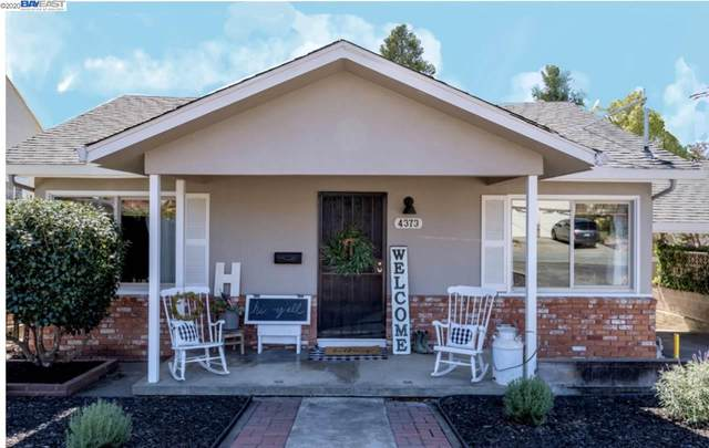 4373 James Ave, Castro Valley, CA 94546 (#40922459) :: Blue Line Property Group
