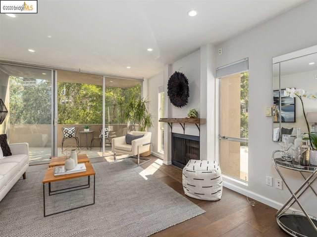 5340 Broadway Terrace #206, Oakland, CA 94618 (#40922469) :: Realty World Property Network