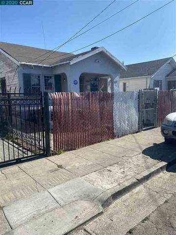 1826 70Th Ave, Oakland, CA 94621 (#40922471) :: Realty World Property Network