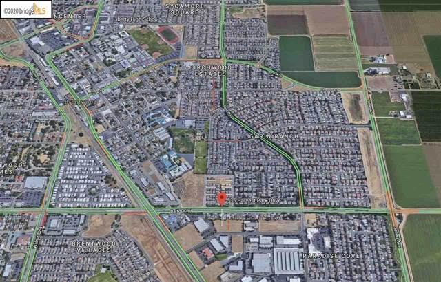 535 Harvest Park Dr, Brentwood, CA 94513 (#40922508) :: Realty World Property Network