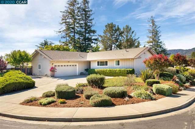 911 Pinto Ct, Walnut Creek, CA 94596 (#40922518) :: Realty World Property Network