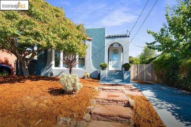 3120 Texas St, Oakland, CA 94602 (#40922521) :: Realty World Property Network