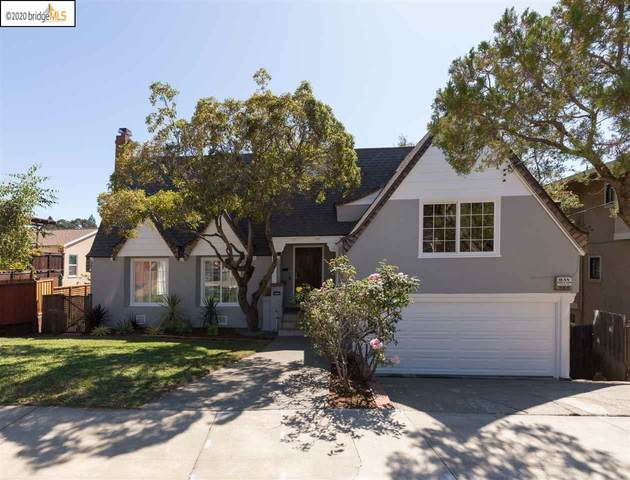 1823 Casterline, Oakland, CA 94602 (#40922531) :: Realty World Property Network