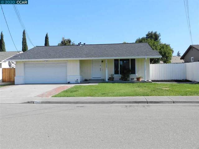7369 Ione Ct, Dublin, CA 94568 (#40922541) :: Realty World Property Network