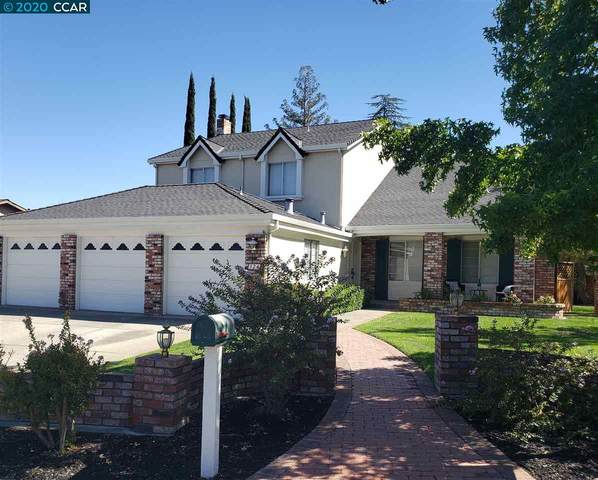 324 Mt Sierra Pl, Clayton, CA 94517 (#40922551) :: Realty World Property Network