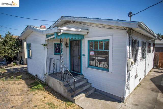 1236 Seminary Ave, Oakland, CA 94621 (#40922553) :: Realty World Property Network