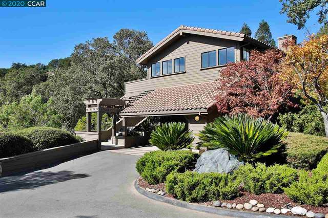 14 Northridge Ln, Lafayette, CA 94549 (#40922567) :: Realty World Property Network