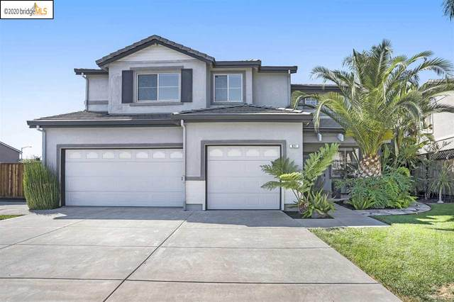 821 Stonewood Ct, Brentwood, CA 94513 (#40922574) :: Blue Line Property Group