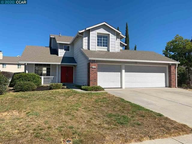 2122 Verona Ave, Oakley, CA 94561 (#40922601) :: Excel Fine Homes