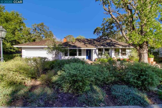 1260 Juanita Dr, Walnut Creek, CA 94595 (#40922605) :: Blue Line Property Group