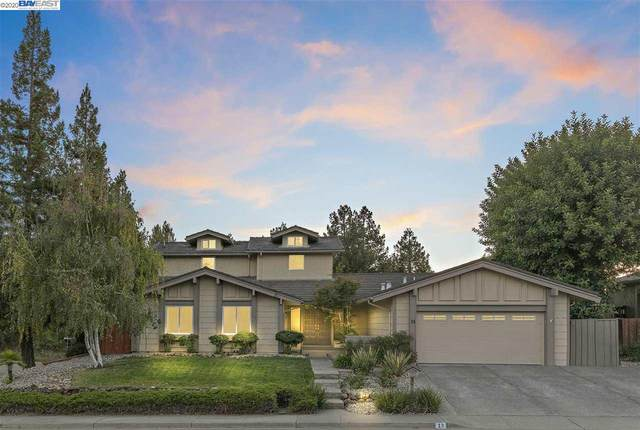 13 Suva Ct, San Ramon, CA 94582 (#40922614) :: Realty World Property Network
