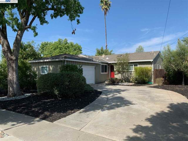 3018 Callaghan St., Livermore, CA 94551 (#40922620) :: Realty World Property Network