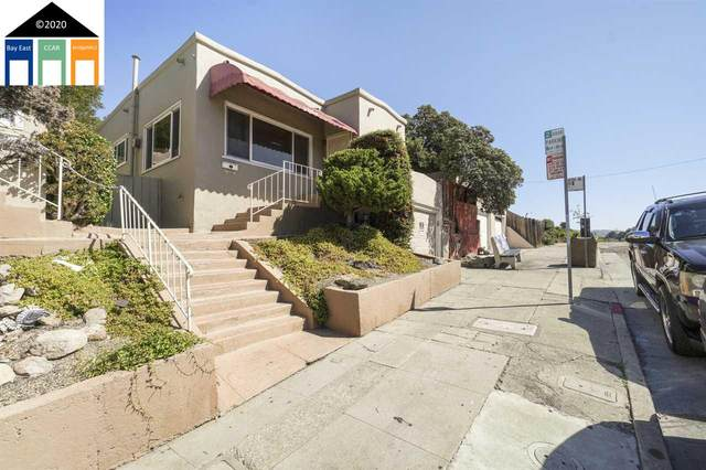 1394 E 31St St, Oakland, CA 94602 (#40922633) :: Realty World Property Network