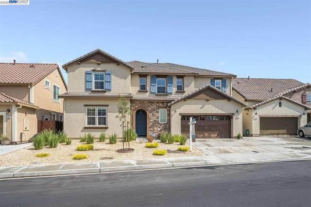 2964 Blumen Ave, Brentwood, CA 94513 (#40922636) :: Blue Line Property Group