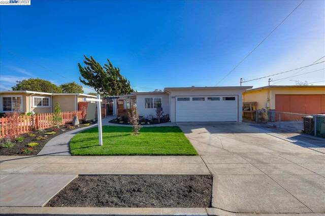 36845 Hafner St, Newark, CA 94560 (#40922693) :: Blue Line Property Group