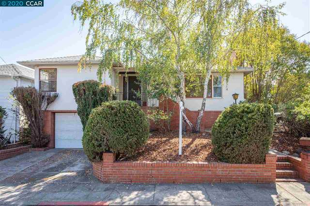 615 Alhambra St, Crockett, CA 94525 (#40922707) :: Armario Venema Homes Real Estate Team