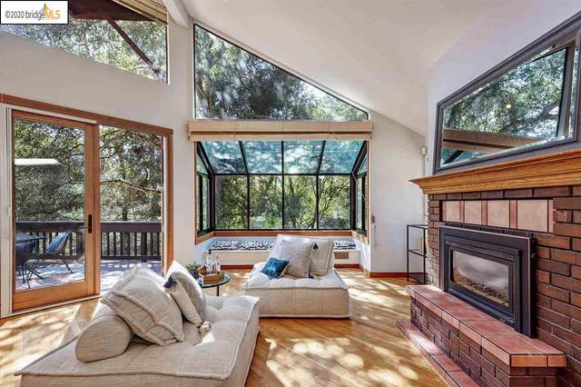 1795 Arrowhead Drive, Oakland, CA 94611 (#40922720) :: Blue Line Property Group