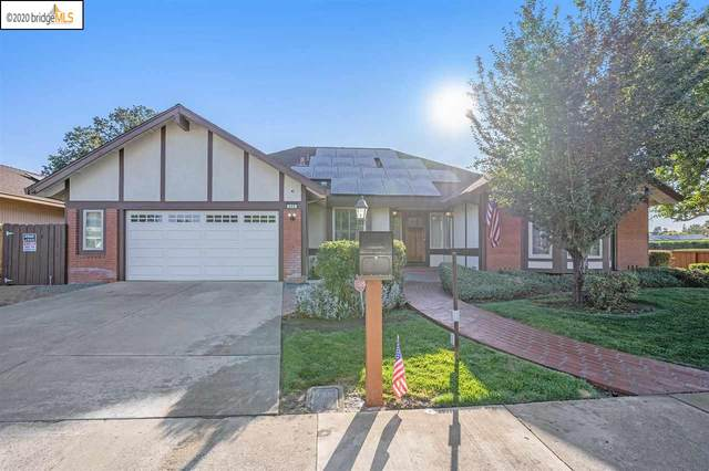 502 Nottingham Dr, Brentwood, CA 94513 (#40922722) :: The Lucas Group