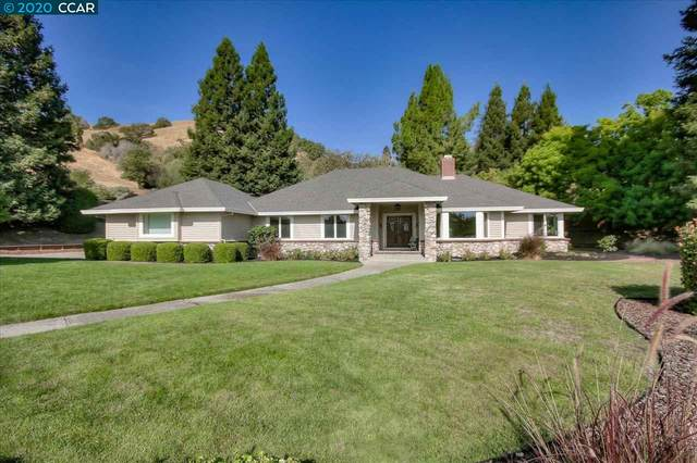 3220 Greenhills Drive, Lafayette, CA 94549 (#40922743) :: Realty World Property Network