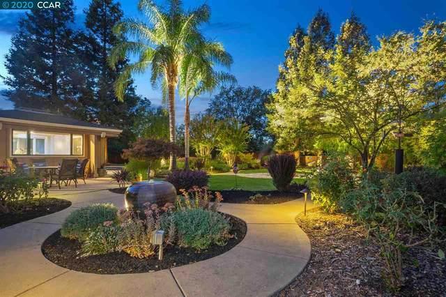 40 Santa Rita Dr, Walnut Creek, CA 94596 (#40922768) :: Realty World Property Network
