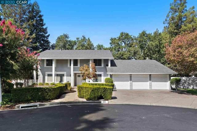 34 Todd Ct, Alamo, CA 94507 (#40922847) :: Realty World Property Network