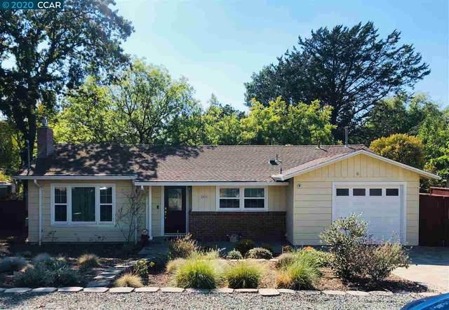2433 Encinal Dr, Walnut Creek, CA 94597 (#40922850) :: The Lucas Group